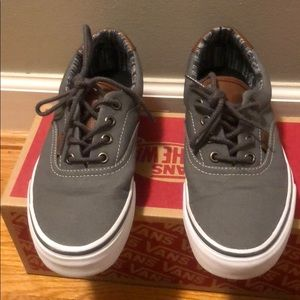 Era 59 Pewter Vans